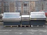 Линия холодильных витрин бу.. б/у. витрина 1,35 м. 1,55 м., фото 6