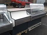 Линия холодильных витрин бу.. б/у. витрина 1,35 м. 1,55 м., фото 7