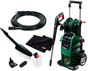 Минимойка Bosch AdvancedAquatak 160 Carwash-Set (06008A7802)