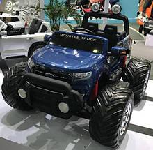 ДЖИП M 4013EBLRS-4 детский электромобиль Ford МОНСТР