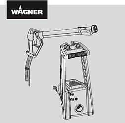 Запчасти на Wagner FLEXIO W950 (W995, W985)
