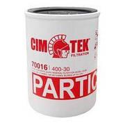 CIM-TEK 400-30 фильтр диз.топл. 30мкм, США (CT70016;HF6117;BF7645;P566922)