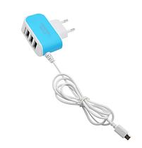 Зарядное устройство на 3 USB порта
