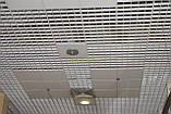 Потолок Грильято стандарт ячейка 86х86 мм, цвет коричневый RAL 8017, фото 9