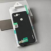 Чехол SMTT Xiaomi Mi 8 Lite Черный