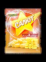 Палички кукурудзяні зі смаком сиру ТМ «Салют» 90 г