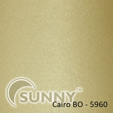 Рулонные шторы для окон в открытой системе Sunny, ткань Cairo BO