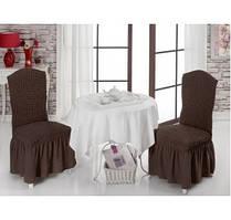 Натяжные чехлы на стулья