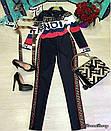 Женский комбинезон FENDI люксовая реплика, фото 3