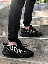Мужские кроссовки Adidas Yeezy Boost 700 VX Black/White, фото 3