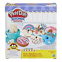 Игровой набор Hasbro Play Doh Выпечка и пончики (E3344)