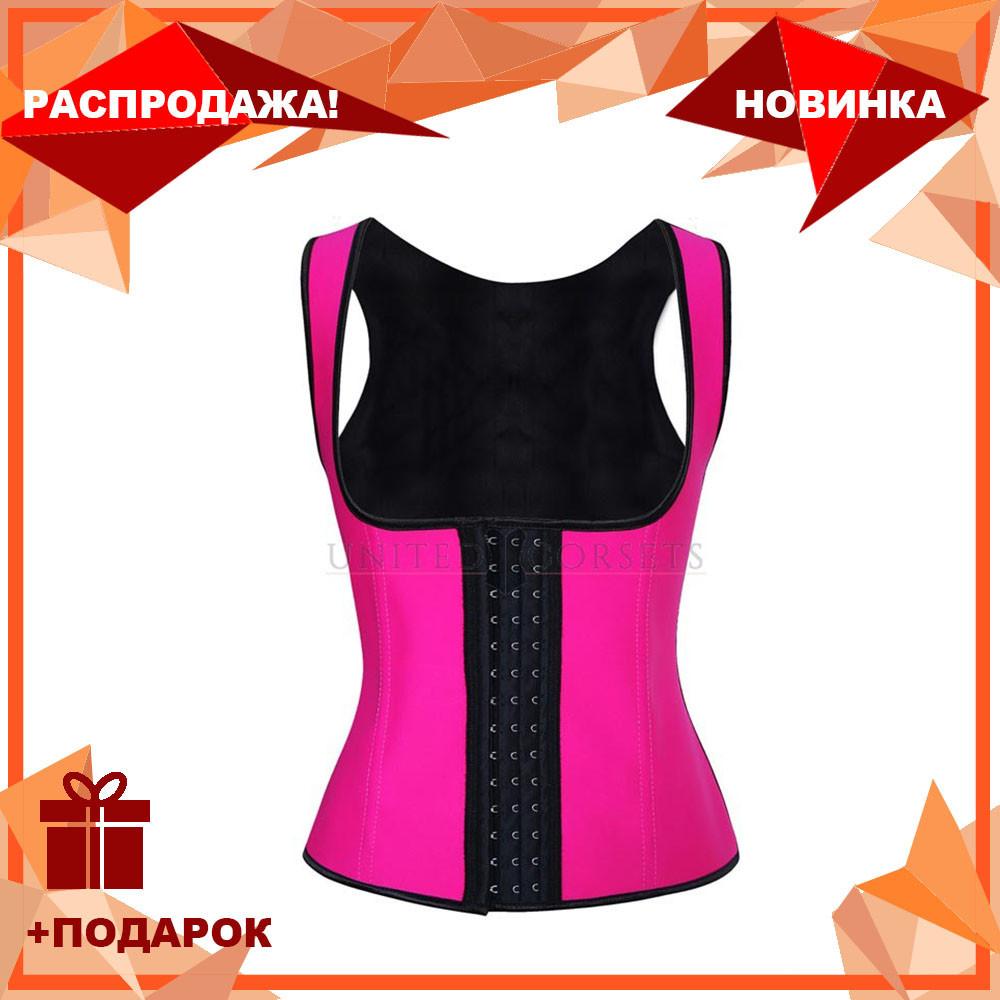 14f9fdf0483e5 Утягивающий корсет для похудения на бретельках Sculpting Clothes NY-01 -  Resistance в Киеве