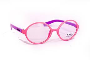 Детские очки для стиля Розовые 2001-6, фото 3