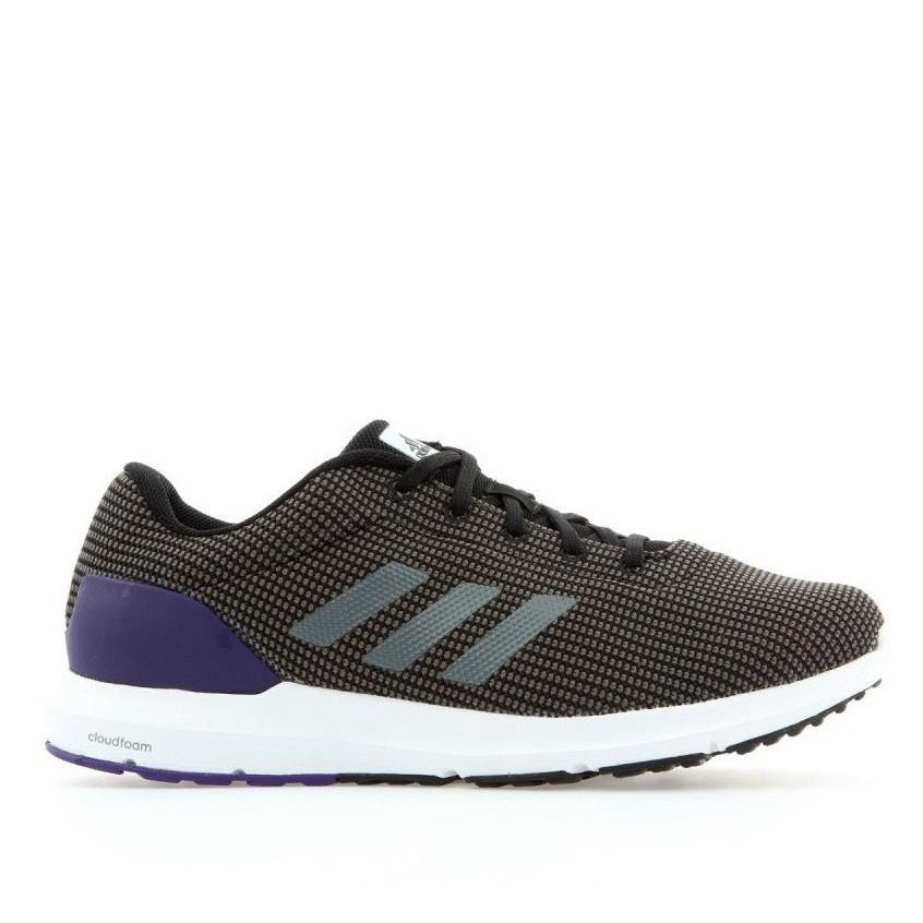 Кроссовки мужские adidas Cosmic AQ2184 (темно-серые, для бега, весна-лето, тканевый верх, бренд адидас)