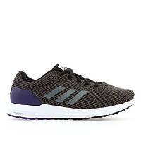 Кроссовки мужские adidas Cosmic AQ2184 (темно-серые, для бега, весна-лето, тканевый верх, бренд адидас), фото 1