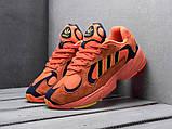 Женские кроссовки Adidas Yeezy Yung-1 Red Suede, фото 8