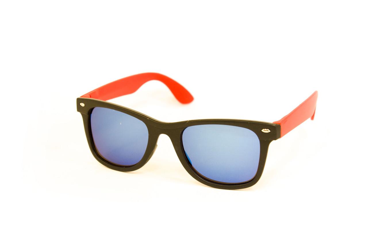 Детские очки матовая оправа 1303