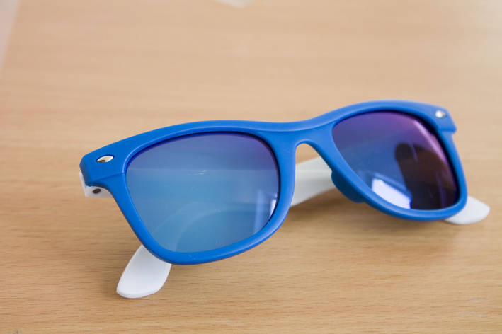 Детские очки матовая оправа 1305, фото 2