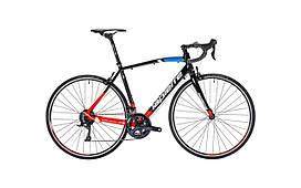 Велосипед Lapierre AUDACIO 200 FDJ 2018 55 L Black - Red - White