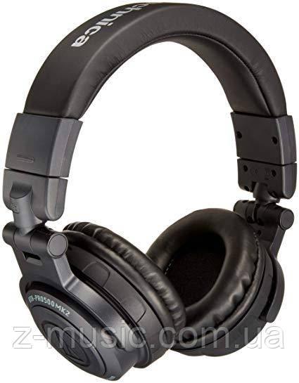Наушники Audio-Technica ATH-PRO500MK2BK