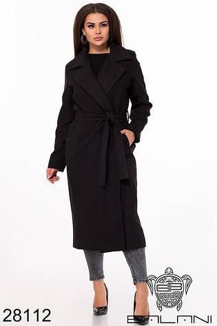 Пальто женское демисезонное размеры: 48-58, фото 2
