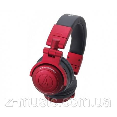 Наушники Audio-Technica ATH-PRO500MK2RD