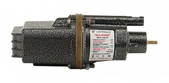 Вібраційний насос (з верхнім забором води) БРИЗ Малюк БВ-0Д-63-У5, фото 2