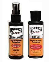 Масло оружейное Hoppe's Elite 2oz (в двух упаковках)