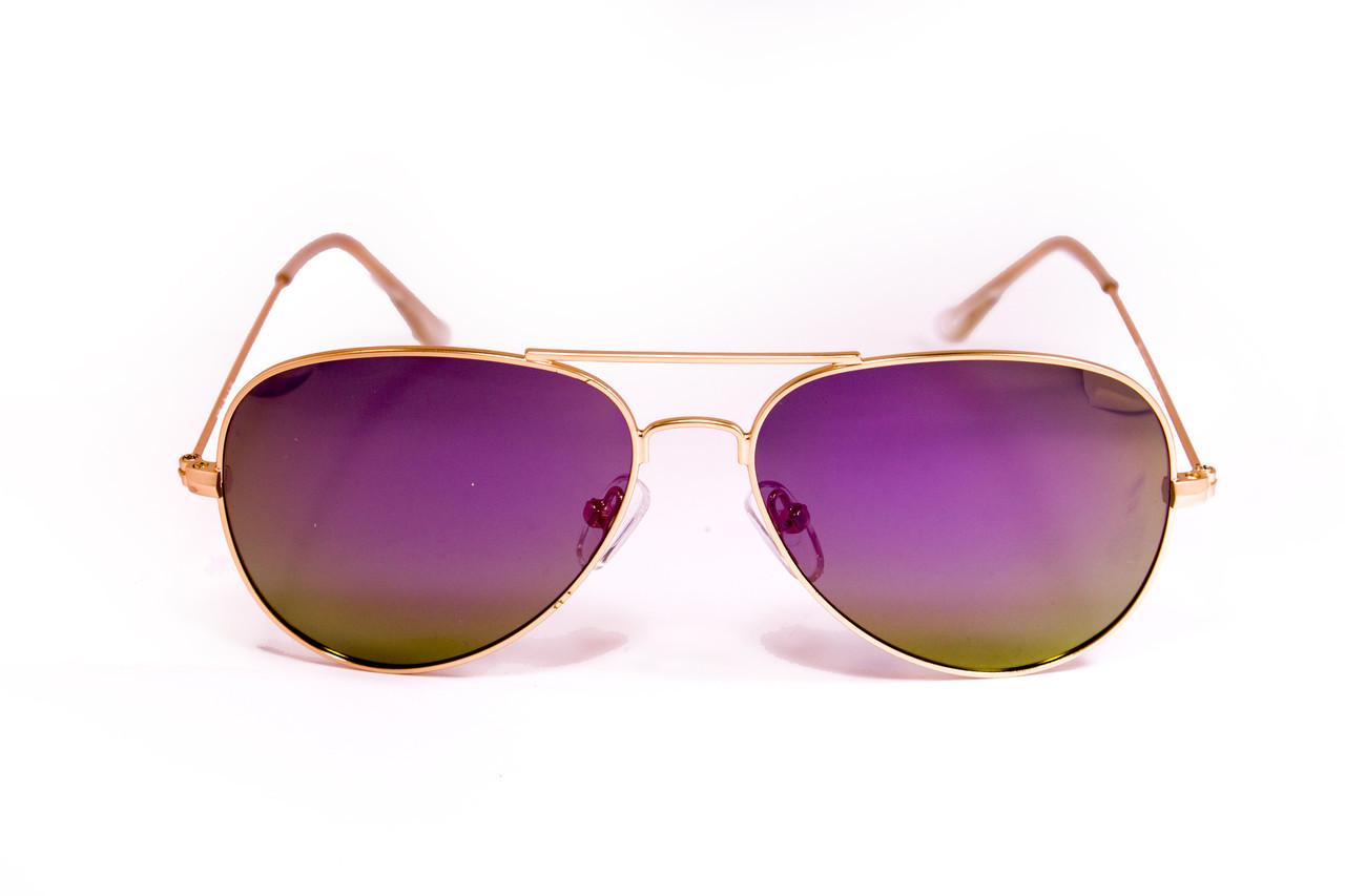 Детские зеркальные очки polarized D3026-2