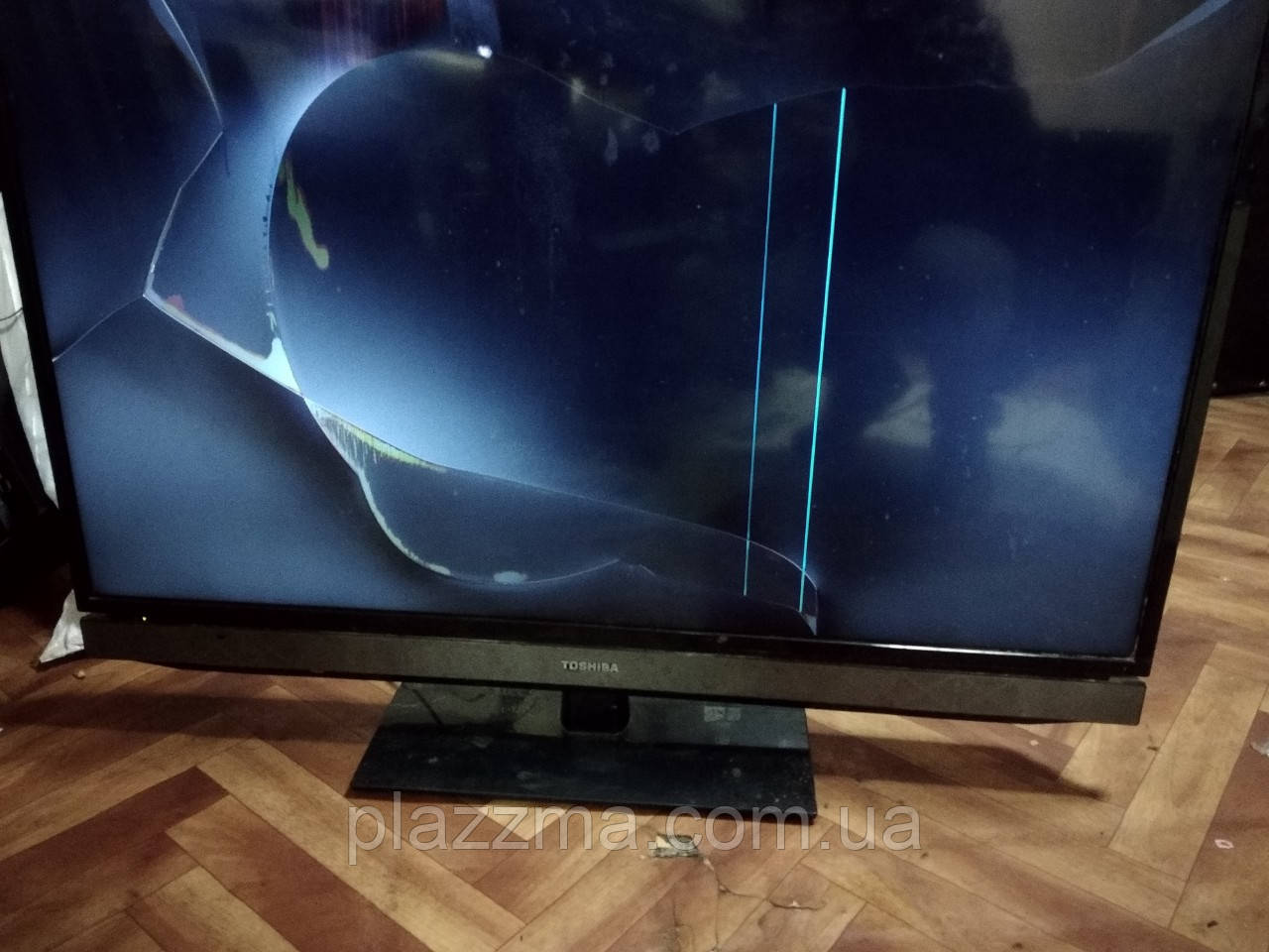 Телевизор Toshiba 40PB200V1 на запчасти или восстановление