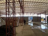 Строительство ангаров складских