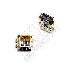 Разъем питания HTC P3450/Dopod S600