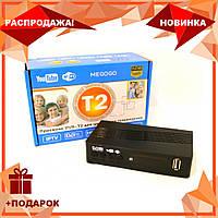 Тюнер DVB T2 Megogo | цифровой ресивер Мегого | цифровая приставка, фото 1