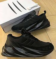 Кроссовки Adidas SHARKS цвет черный