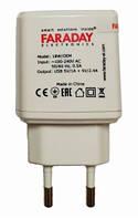 Блок питания Faraday 18W/OEM/5V/1A+2,4A