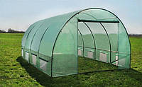 Теплиця парник 12м² ( 400х300х200 ) Польша Садовий тунель з вікнами для городу , виробник Польша! Теплица