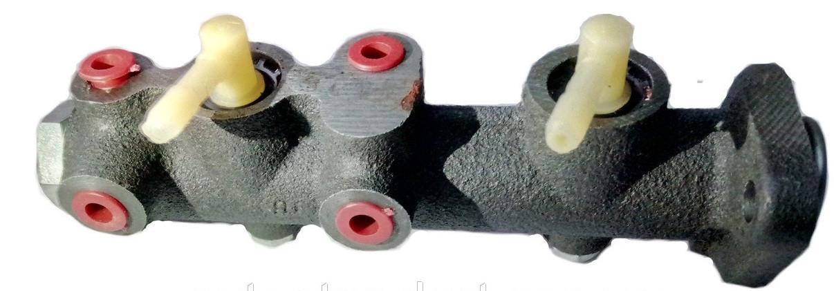 Цилиндр главный тормозной  ЗАЗ 1102, 1103,110216 (с вакуумным усилителем) Агат,Запорожье