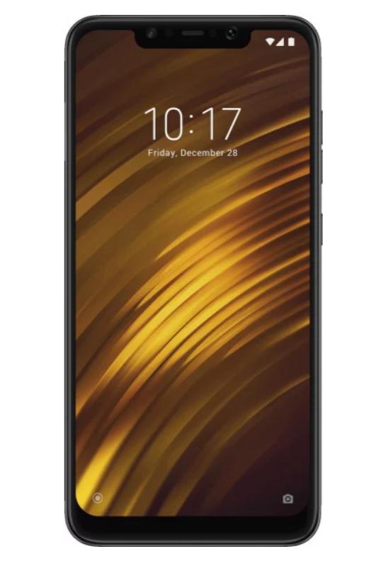 Смартфон Xiaomi Pocophone F1 6/64Gb Global Version Оригинал Гарантия 3 месяца