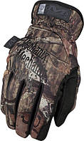 Перчатки тактические FAST FIT Mossy Oak Camo Mechanix р.11/XL