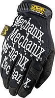 Перчатки тактические ORIGINAL 55 black Mechanix р.9/M