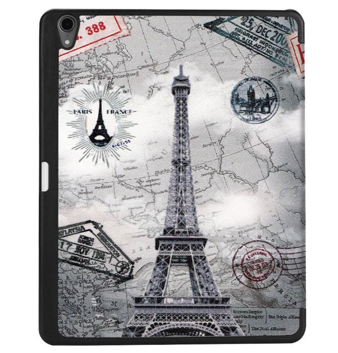 Чохол для планшета Apple iPad Pro 11 2018 (MTXP2) Stylus Slim Plastic - Paris