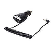 Мини A2DP 3.5 мм Автомобильная гарнитура Bluetooth AUX аудио приемник от прикуривателя, фото 1