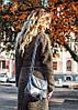 Кожаная сумка модель 19 никель флотар