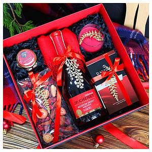 """Подарочный набор """"Красное и черное"""""""