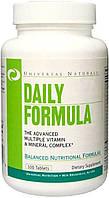 Витаминно-минеральный комплекс Universal Nutrition Daily Formula (100 таблеток)