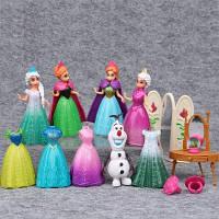 Детская игрушка. Игровые фигурки принцесс