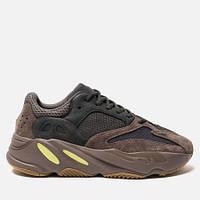 Кроссовки Adidas Yeezy цвет коричневый
