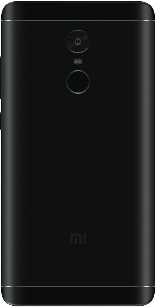 Xiaomi Redmi Note 4X+подарок черный чехол