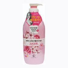 Гель для душа Шауэр Мэйт Роза и вишневый цвет Shower Mate