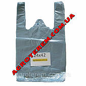 Пакет майка 24х42 см